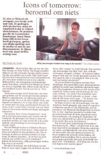 Artikel Leeuwarder Courant (datum)